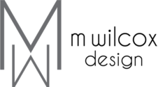 M Wilcox Design Logo